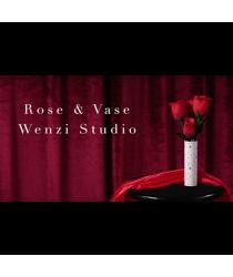 Rose & Vase by Bond Lee & Wenzi Magic - Trick