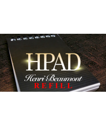 Refill for HPad by Henri Beaumont and Marchand de Trucs - Trick