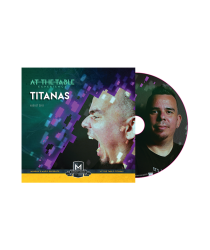 At the Table Live Lecture Titanas - DVD