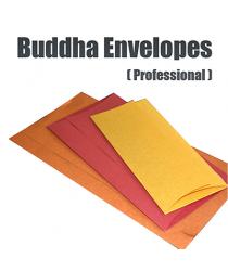 Buddha Envelopes (Professional) by Nikhil Magic - Trick