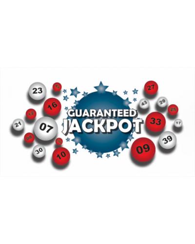Guaranteed Jackpot by Mark Elsdon - Trick