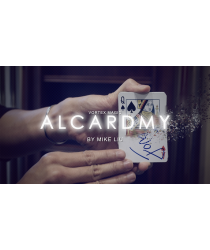 Alcardmy by Mike Liu & Vortex Magic - Trick