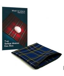 Senor Mardo Egg-Bag (Blue) by Martin Lewis - Trick