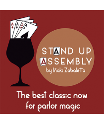 Stand Up Assembly (Red) by Vernet - Trick