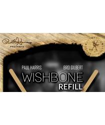 Paul Harris Presents Refill for Wishbone (25pk) by Paul Harris and Bro Gilbert - Trick