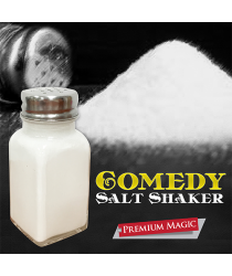 Comedy Salt Shaker by Premium Magic - Trick