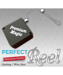 Perfect Reel (Locking / Wire line) by Premium Magic - Trick