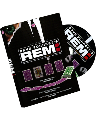 Dave Forrest's REM - DVD