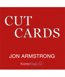Jon Armstrong's Cut Cards (DVD and Gimmick) - DVD