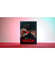 Token (DVD and Gimmick) by SansMinds Creative Lab - DVD