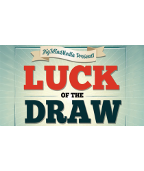 Luck of the Draw (Gimmick and Online Instructions) by Liam Montier - Trick