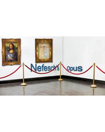 Opus (Mona Lisa) by Nefesch - Trick
