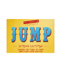 JUMP (Red) by Jordan Victoria - Trick