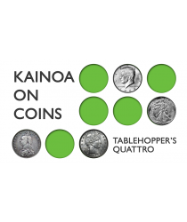 Kainoa on Coins: Tablehopper's Quattro - DVD