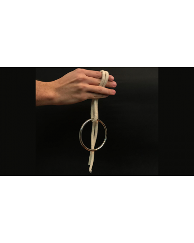 Ring on Rope by Bazar de Magia - Trick
