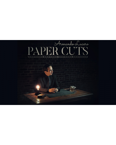 Paper Cuts Volume 2 by Armando Lucero - DVD