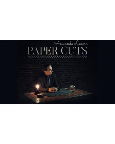 Paper Cuts Volume 3 by Armando Lucero - DVD