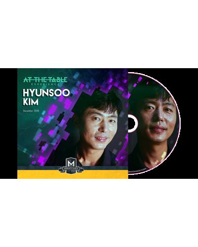 At The Table Live Hyunsoo Kim - DVD