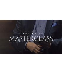 Card Magic Masterclass (5 DVD Set) by Roberto Giobbi - DVD