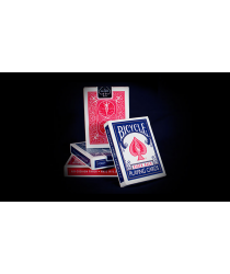 Bicycle Rider Back Playing Cards in Mixed Case Red/Blue(12pk) by USPCC