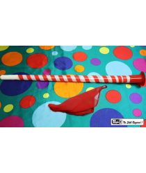 Vanishing Flute to Silk by Mr Magic - Trick