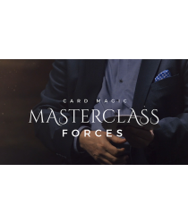 Card Magic Masterclass (Forces) by Roberto Giobbi - DVD