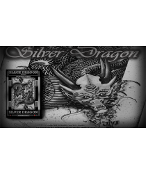 Silver Dragon (Standard Edition) Playing Cards by Craig Maidment