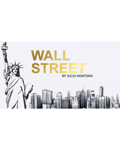 Wall Street by Julio Montoro and Gentlemen's Magic - Trick