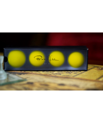 Perfect Manipulation Balls (1.7 yellow) by Bond Lee - Trick