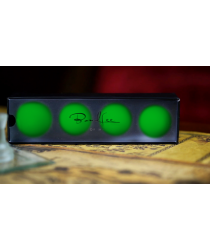 Perfect Manipulation Balls (1.7 Green) by Bond Lee - Trick