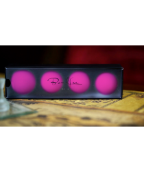 Perfect Manipulation Balls (1.7 Pink) by Bond Lee - Trick
