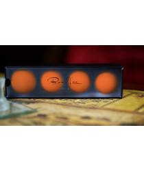 Perfect Manipulation Balls (1.7 Orange) by Bond Lee - Trick