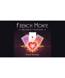 French Monte by Magic Dream - Trick