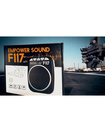 Waistband Amplifier (F117) by Empower Sound - Trick