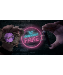 SansMinds Worker's Collection: Fake (DVD and Gimmick) - Trick