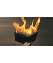 Fire Wallet by Tora Magic - Trick