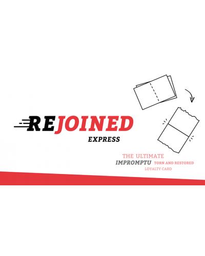 Rejoined Express by João Miranda Magic and Julio Montoro - Trick