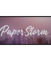Paperstorm Blue (DVD and Gimmicks) by Rich Li - DVD