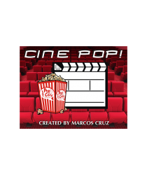 CINE POP! by Marcos Cruz - Trick