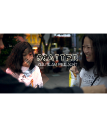 Scatter (Gimmicks and Online Instructions) by Zihu - Trick