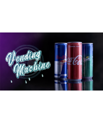 Vending Machine (DVD and Gimmicks) by SansMinds Creative Lab - DVD