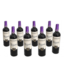 Multiplying Wine 8 Bottles (PURPLE) by Tora Magic - Trick