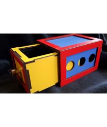 Mini Drawer Box by Tora Magic - Trick