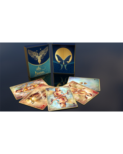 Alis Luminis The Winged Playing Cards Deck