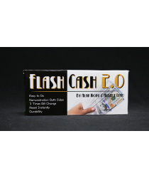 Flash Cash 2.0 (USD) by Alan Wong & Albert Liao - Trick