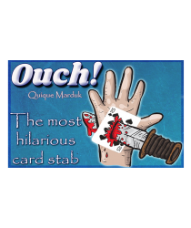 Ouch! by Quique Marduk - Trick