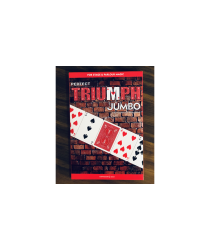 Perfect Triumph JUMBO (Gimmicks and Online Instructions) by Federico Poeymiro - Trick