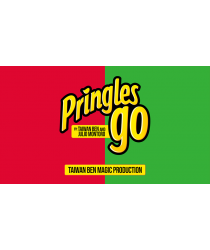 Pringles Go (Green to Yellow) by Taiwan Ben and Julio Montoro - Trick