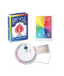 Bicycle (Rainbow Back) Playing Cards