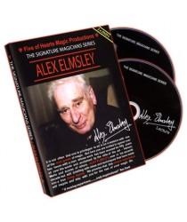 Alex Elmsley (2 DVD Set) Signature Magicians Series - DVD